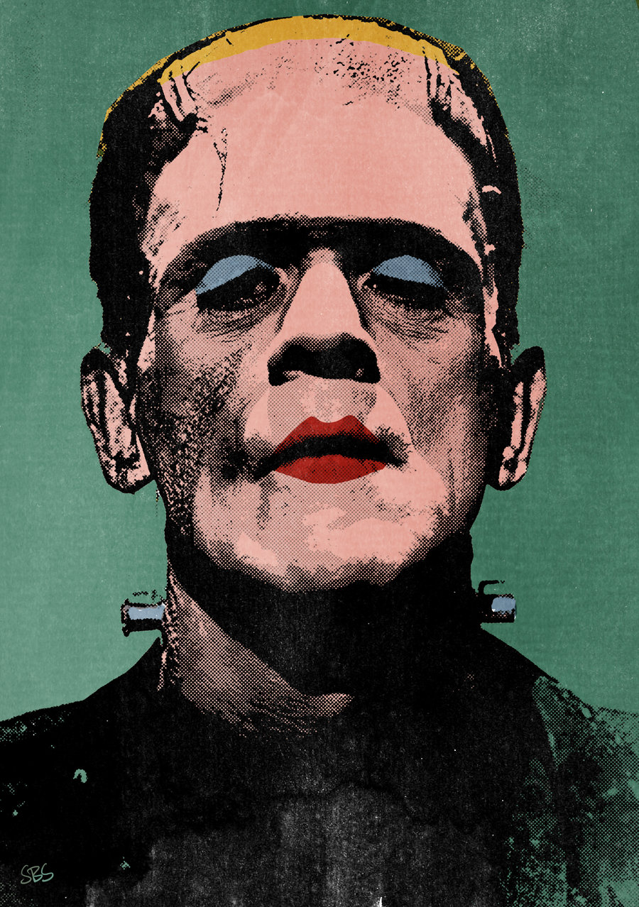 Frankenstein help. Writing an essay but need one more example?